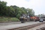 k 141 empty oil train 2 pm