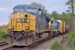 CSX 5278 leads Q438