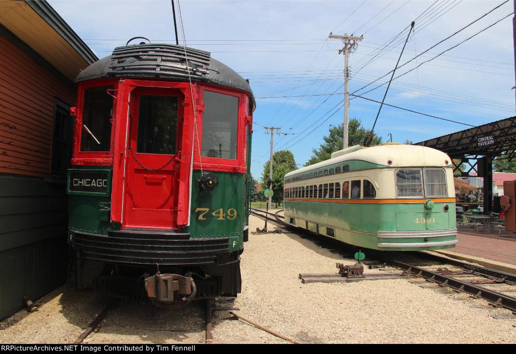 Streetcars & Interurbans