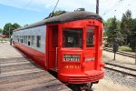 St Louis Car Co curved-side Interurban coach