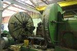 Steam Shop's Wheel Lathe