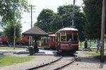 Afternoon Trolley Loop Operation
