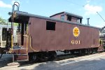 Chicago Great Western #601