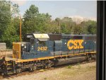 CSX 2432