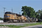 UP 5462 On NS 64 Q Eastbound