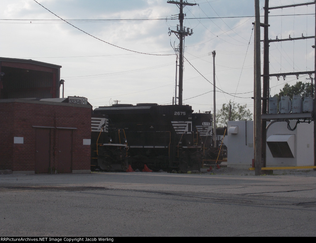 NS 3234, 2675, and 5115
