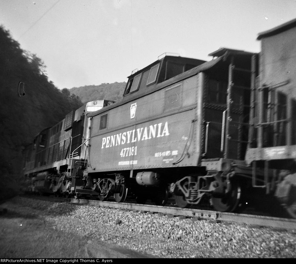 PRR 8665, AS-18AM, 1959