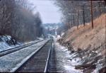Eastbound which is east of the Great Seneca Viaduct