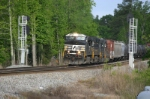 NS 9973 Splits The Signals