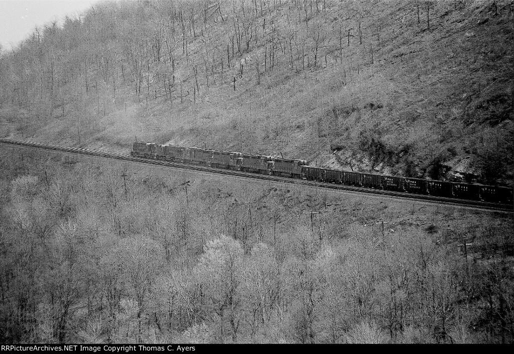 PRR 8668, AS-18AM, 1966