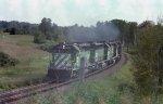 BN empty ore train