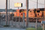 BNSF 4723 and 9956