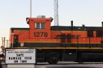 BNSF 1278