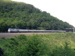Deforested Horseshoe Curve