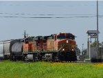 BNSF C44-9W 5041