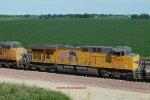 Westbound mid-train dpus
