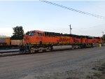 BNSF 6188 In Millet Yard
