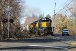 Housatonic Railroad NX-12 at Sand Road