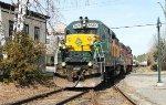 Housatonic Railroad Train NX-11