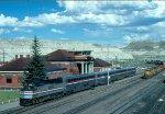 """Amtrak """"Pioneer"""""""