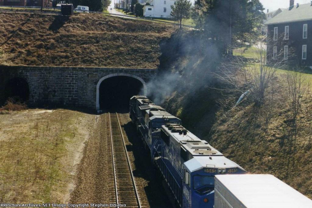 Gallitzin Tunnels