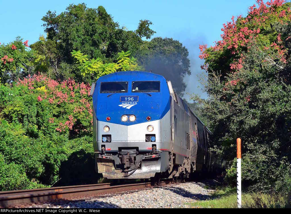 196 - Amtrak Silver Star