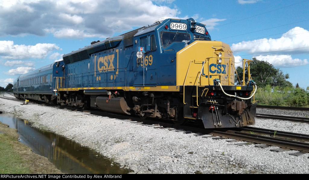 CSXT 9969