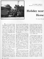 """Holiday near Hollidaysburg,"" Page 46, 1957"