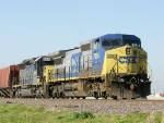 CSX 7686 and 8049