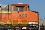 BNSF 609