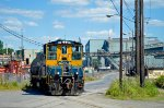 CSX Y190 with a MP15T
