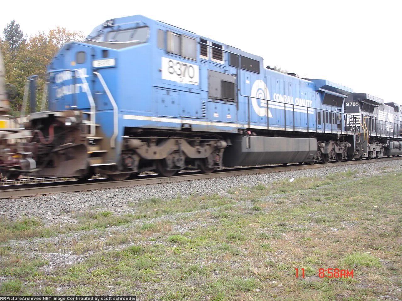 NS 8370 & NS 9785