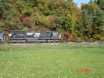 NS 2625 heading downgrade towards Altoona