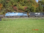 NS 8210 trailing EB towards Altoona