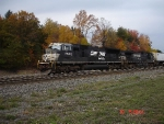 "NS 2644 & NS 9623 passing ""The Station Inn"""