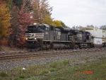 NS 2663 & NS 9706 heading WB