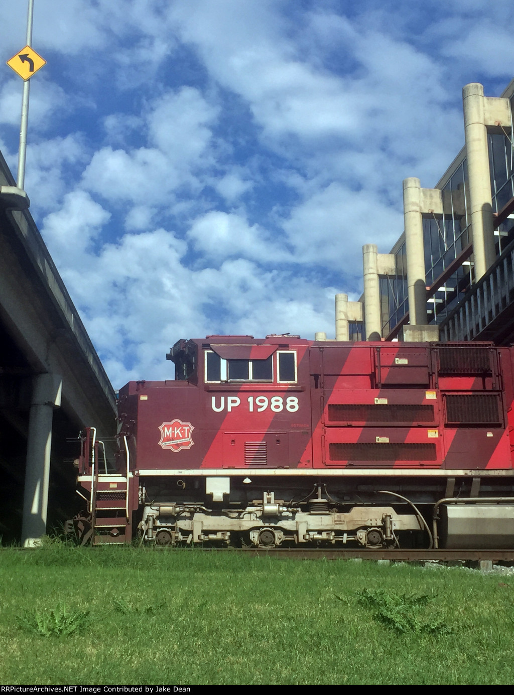 UP 1988 Katy (SD 70ACe)