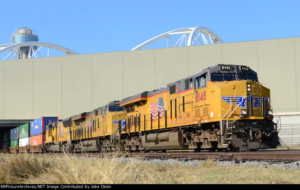 UP 8148 UP 8070 UP 3950