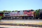 Crusty Santa Fe Warbonnet BNSF 661