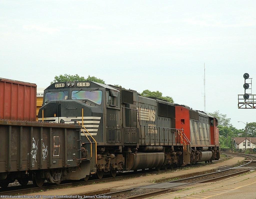 CN 5428 East