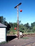 Ball signals