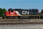 CN 4923  GP38-2