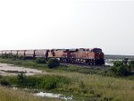BNSF 6711 South