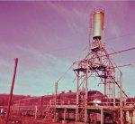 Locomotive Sanding Tower, 1960
