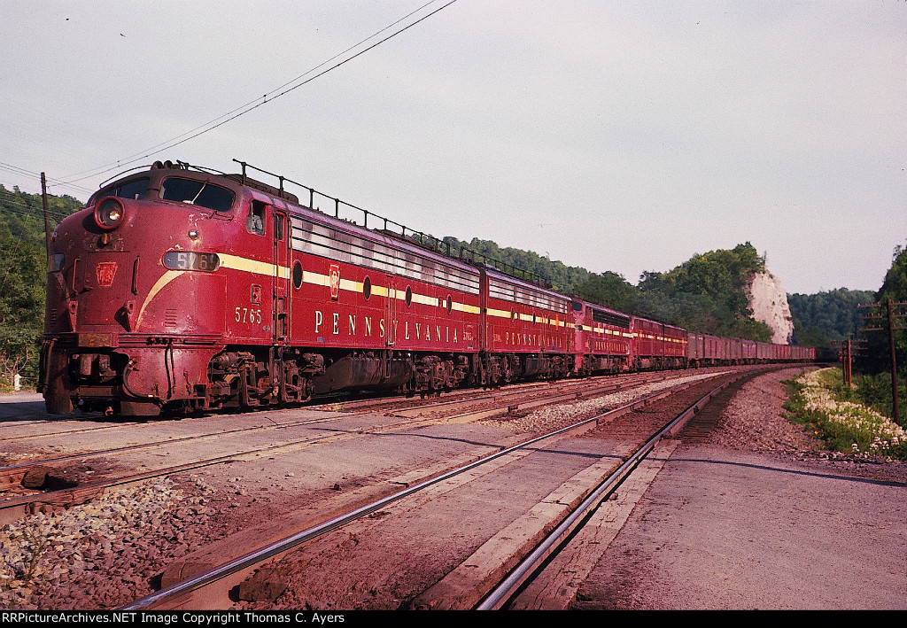 PRR 5765, EP-22, 1965