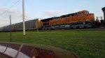 BNSF ET44C4 3838