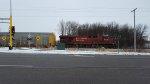 CP 8779 in Buffalo