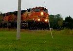 BNSF 5482 West