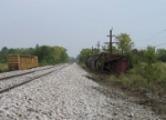 NS derailment