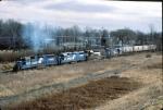 Trailer train